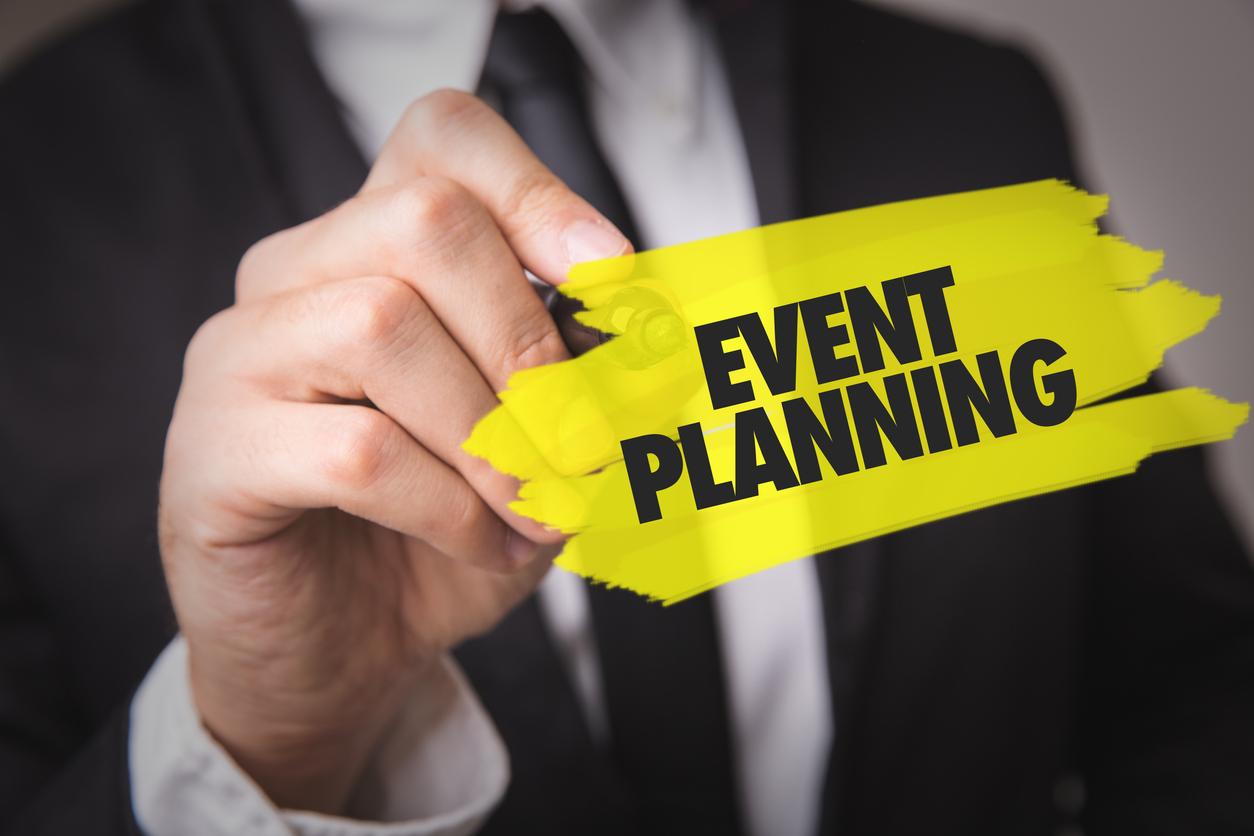 Kända festfixare och eventplanerare